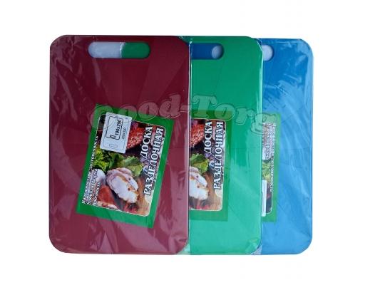 Доска для нарезки пластик большой 20 ×32