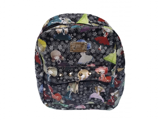 Рюкзак  21.5х26 - цвета в ассортименте