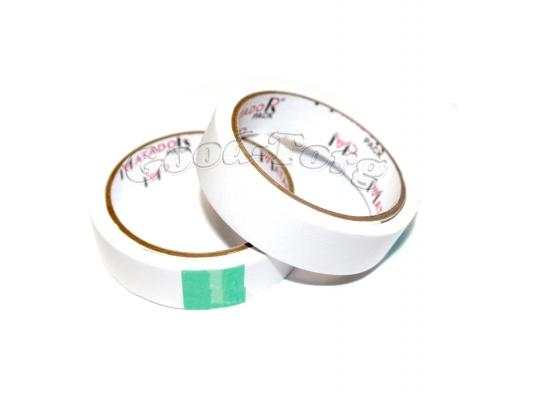 Скотч двухсторонний пена 12 мм. 1 уп. = 12 шт.