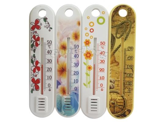 Термометр комнатный, П-1, 190 мм.