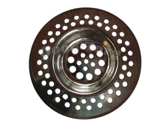 Сетка железная для раковины D 7 см. 1 уп. = 10 шт.