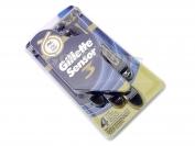 Одноразовый станок Gillette Sensor 3  - 4 станка