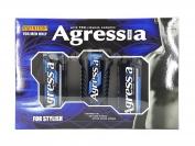 Набор мужской Agressa For Stylish (Гель для душа + крем для бритья + крем после бритья)