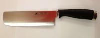 Нож длинный широкий черная ручка Xiang (Q56) - 31 см.