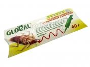 GLOBAL - Шприц-Гель Надежно защищает от тараканов и муравьев 40 г.
