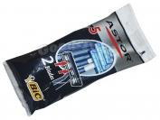 Одноразовый станок BIC ASTOR, синий-оригинал, 1 уп = 5 шт. (Греция)